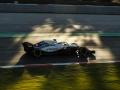 Circuit de Catalunya, Barcelona, Spain. Tuesday 06 March 2018. Lance Stroll, Williams FW41 Mercedes. World Copyright: Steven Tee/Williams F1 ref: Digital Image _O3I8321